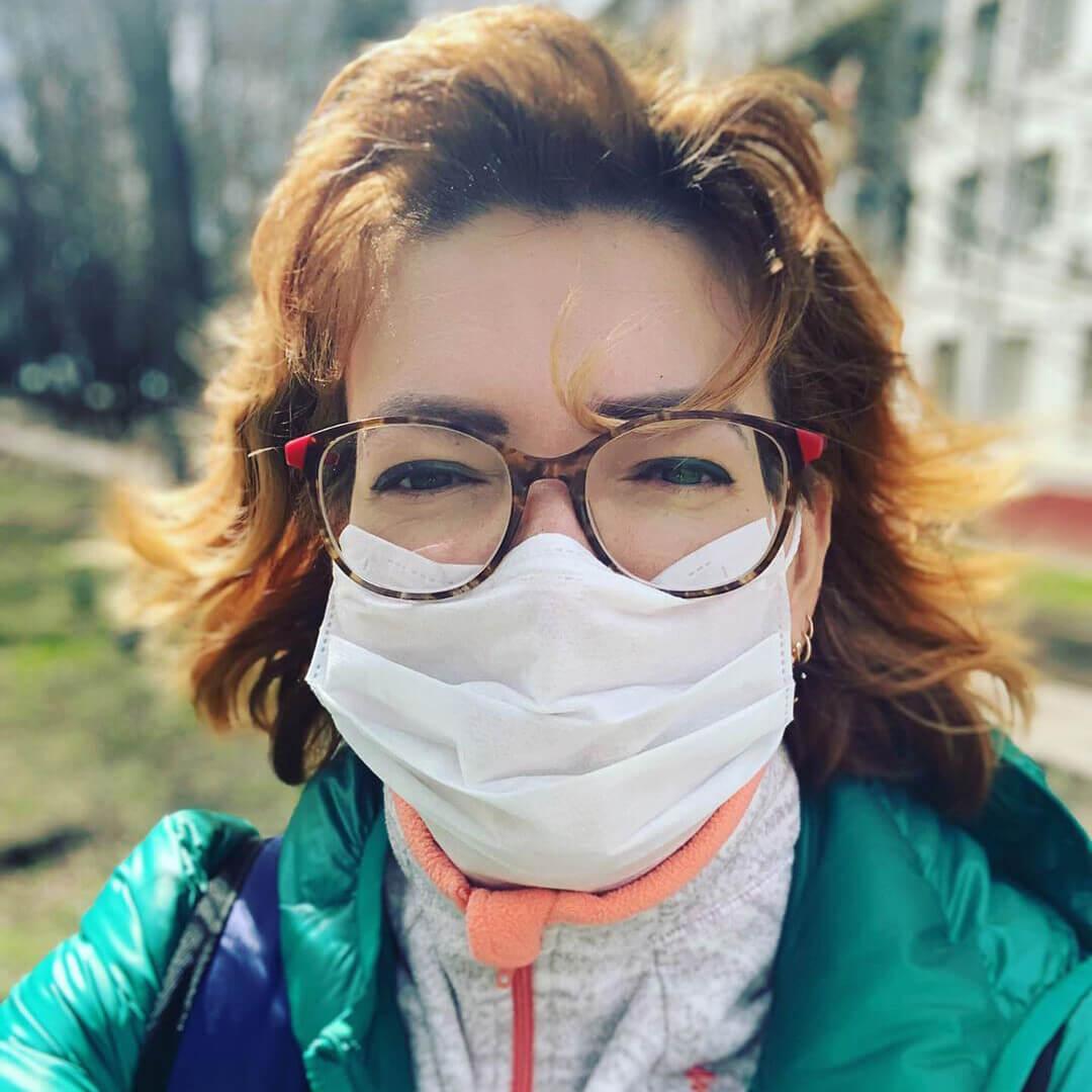 Валентина Рахманова